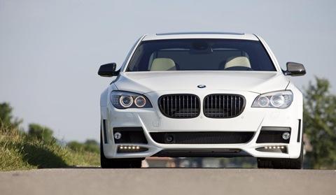 BMW 760Li by Lumma Design 9