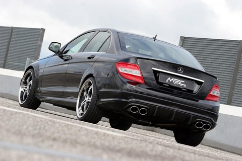 MEC Design Mercedes C63 AMG Performance Package Plus 11