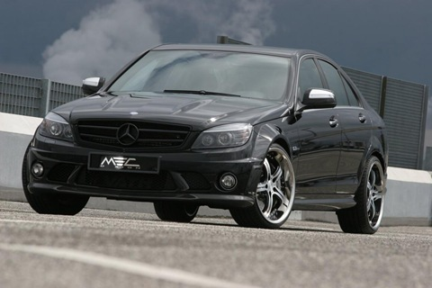 MEC Design Mercedes C63 AMG Performance Package Plus 12