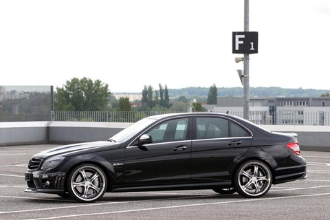 MEC Design Mercedes C63 AMG Performance Package Plus 14