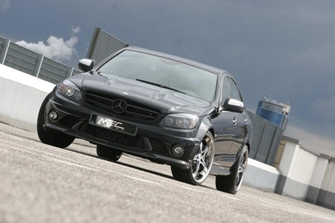 MEC Design Mercedes C63 AMG Performance Package Plus 15