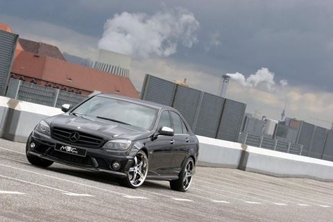 MEC Design Mercedes C63 AMG Performance Package Plus 1