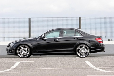 MEC Design Mercedes C63 AMG Performance Package Plus 2