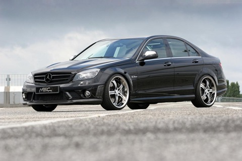 MEC Design Mercedes C63 AMG Performance Package Plus 4
