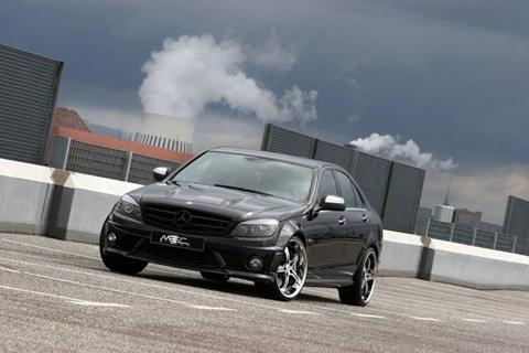 MEC Design Mercedes C63 AMG Performance Package Plus 7