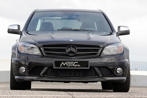 MEC Design Mercedes C63 AMG Performance Package Plus 8