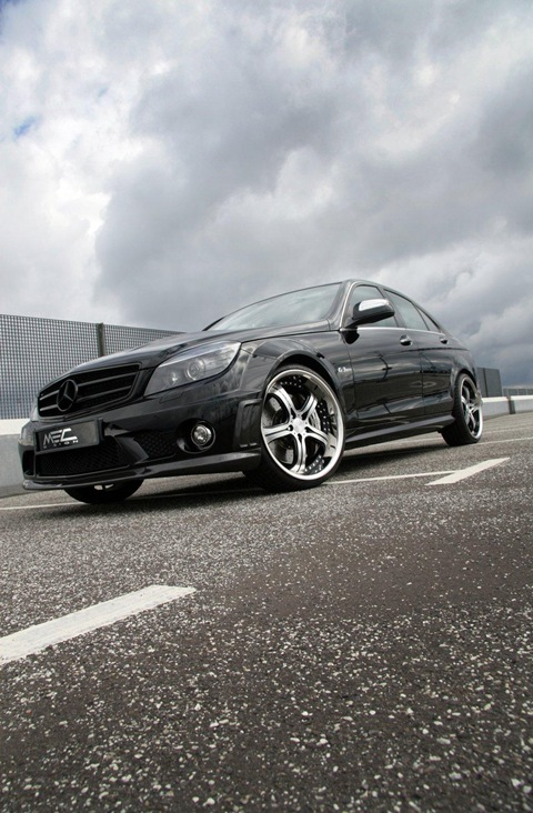 MEC Design Mercedes C63 AMG Performance Package Plus 9