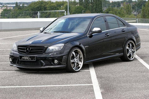 MEC Design Mercedes C63 AMG Performance Package Plus