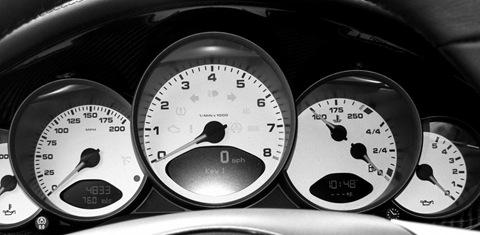 RENM RM580 for Porsche 997 Turbo 3