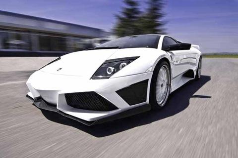 Lamborghini LP 640 by JB Car Design 11