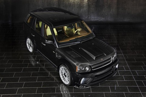 Mansory Range Rover Sport 11