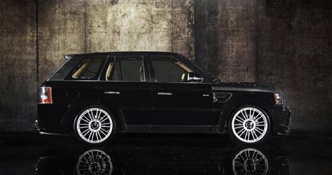Mansory Range Rover Sport 13