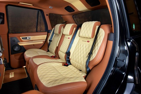 Mansory Range Rover Sport 3