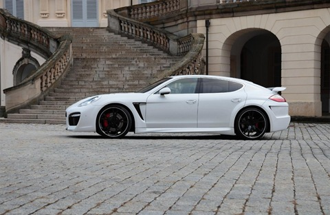 TECHART GrandGT based on Porsche Panamera 6
