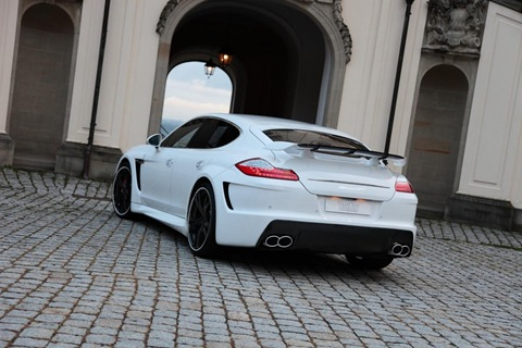 TECHART GrandGT based on Porsche Panamera 7