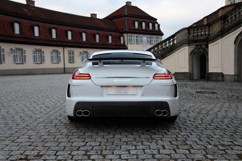 TECHART GrandGT based on Porsche Panamera 8