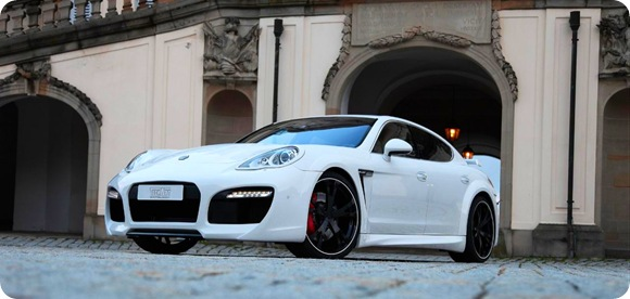 TECHART GrandGT based on Porsche Panamera 9
