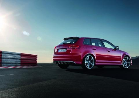 2012 Audi RS 3 Sportback 11