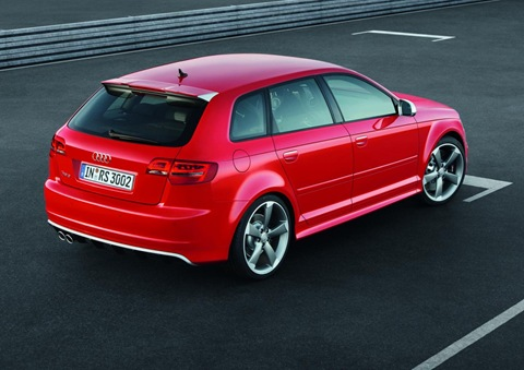 2012 Audi RS 3 Sportback 12