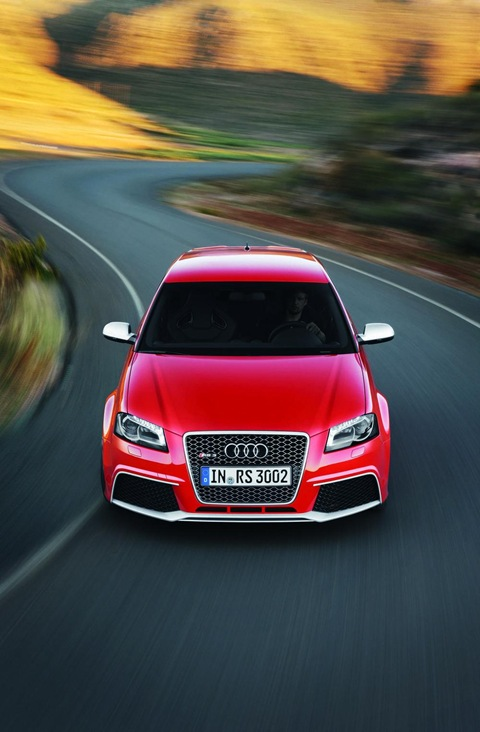2012 Audi RS 3 Sportback 16