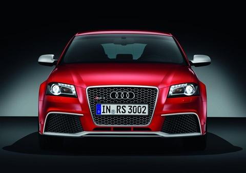 2012 Audi RS 3 Sportback 1