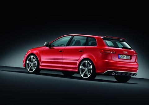 2012 Audi RS 3 Sportback 2
