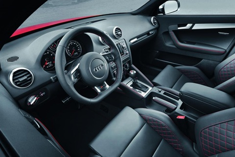 2012 Audi RS 3 Sportback 32