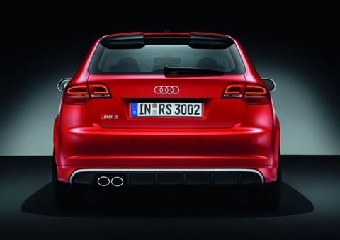 2012 Audi RS 3 Sportback 3