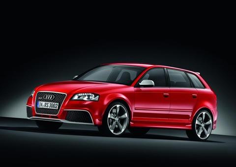 2012 Audi RS 3 Sportback 5