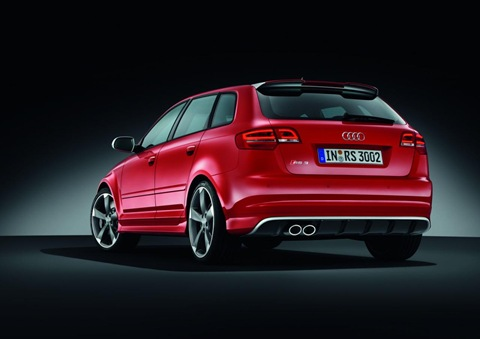 2012 Audi RS 3 Sportback 6