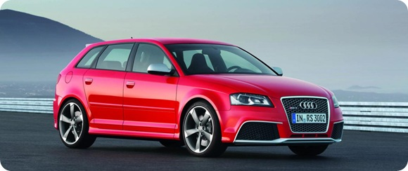2012 Audi RS 3 Sportback 7