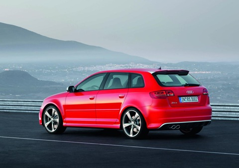 2012 Audi RS 3 Sportback 8