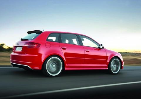 2012 Audi RS 3 Sportback