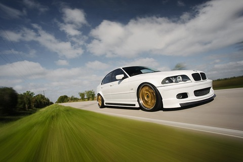 Alpine White E46