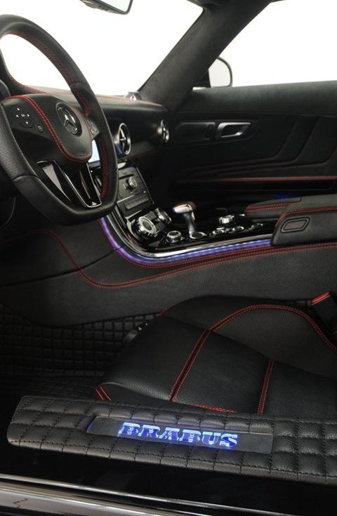 BRABUS WIDESTAR Mercedes SLS 10