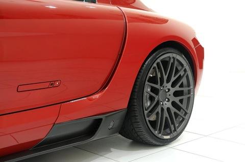 BRABUS WIDESTAR Mercedes SLS 13