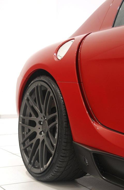BRABUS WIDESTAR Mercedes SLS 16