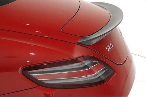 BRABUS WIDESTAR Mercedes SLS 17