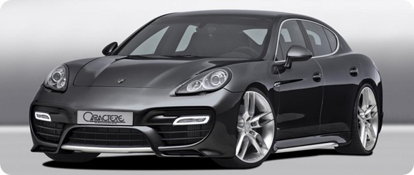 Porsche Panamera by Caractere Exclusive 10