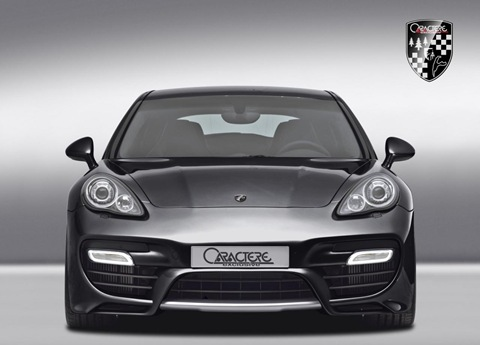 Porsche Panamera by Caractere Exclusive 11