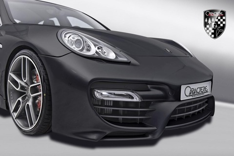 Porsche Panamera by Caractere Exclusive 1