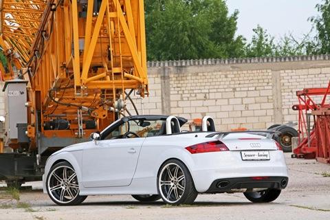 Senner Tuning Audi TT-RS