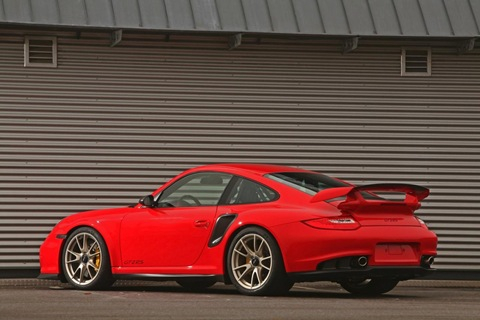 Porsche GT2 RS by Wimmer RS 9