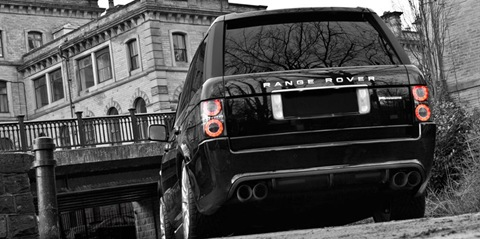 Project Kahn Range Rover RS500  4