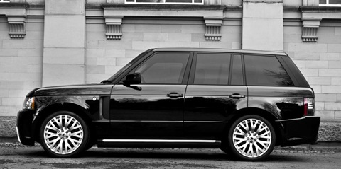 Project Kahn Range Rover RS500  5