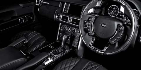 Project Kahn Range Rover RS500