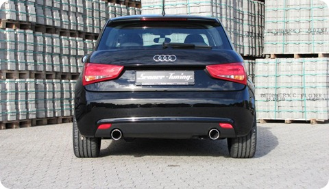 Audi A1 by Senner Tuning 4