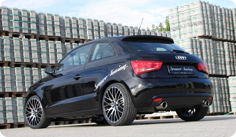 Audi A1 by Senner Tuning 5