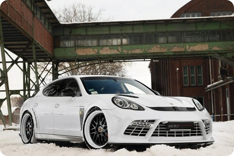 Panamera Moby Dick by Edo Competition 1
