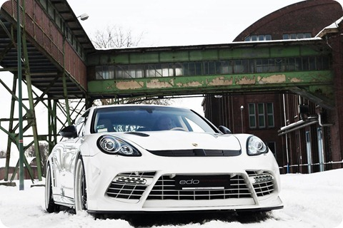 Panamera Moby Dick by Edo Competition 22